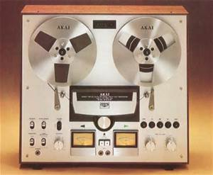 Audio Reel to Reel Machine to CD