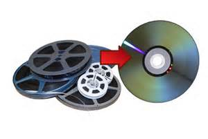 reel to reel transfer to DVD