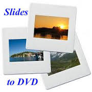 Scan Slides to DVD